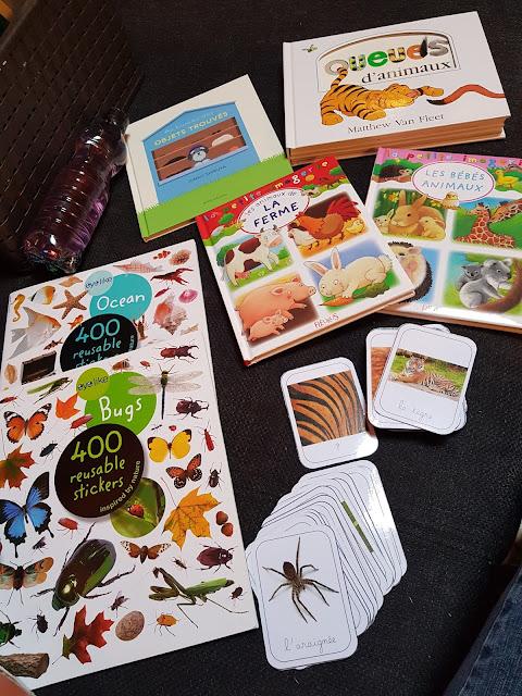 > La ferme  > Les bébés animaux  > Au bureau des objets trouvés  > Queues d'animaux