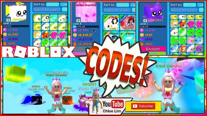 bubble gum simulator codes 2019 july