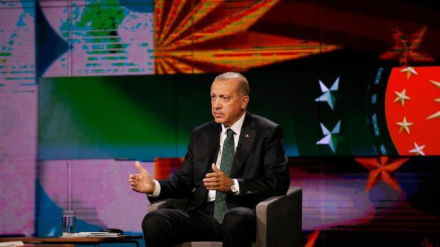 Janji Erdogan untuk Suriah