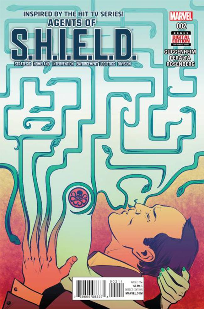 marvel comics 2/10/16