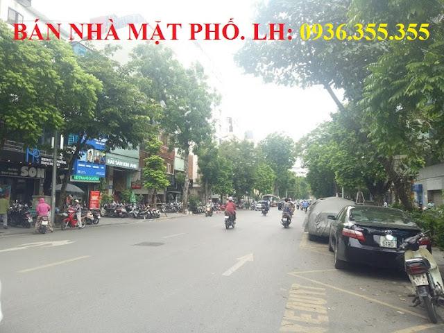Bán nhà mặt phố Phan Chu Trinh, Tràng Tiền, Hoàn Kiếm