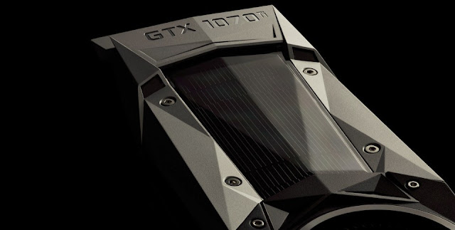 NVIDIA GTX 1070 Ti 8GB