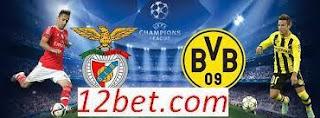 Tip vàng bóng đá Benfica vs Dortmund (02h45 ngày 15/02/2017)