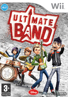 Lista de Canciones Ultimate Band Wii