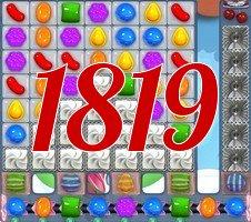 Candy Crush Saga Level 1819