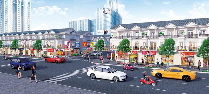 Quy hoạch đô thị hiện đại