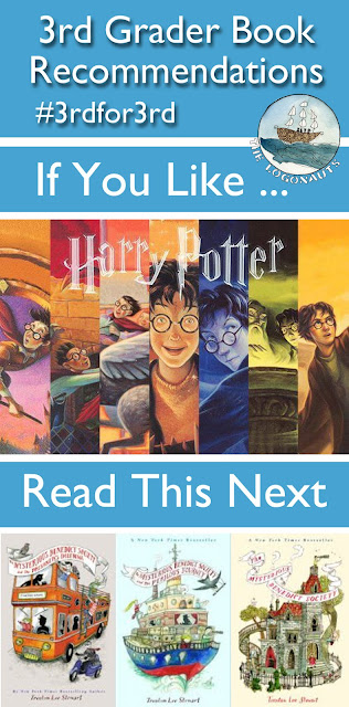 Harry Potter Book Level : If you like harry potter the logonauts