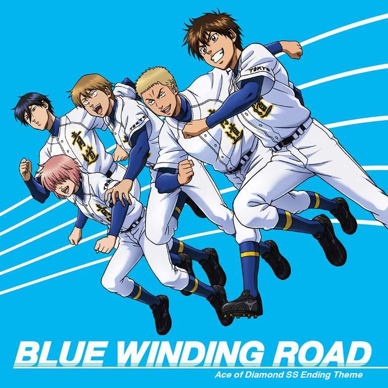 BLUE WINDING ROAD ~ Osanime
