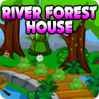AVMGames River Forest House Escape