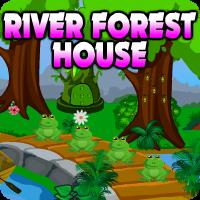 AVMGames River Forest House Escape