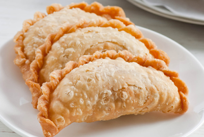 Pastel, A Curry Puff
