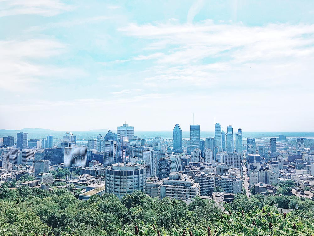 2 Days in Montreal - A Guide to What to Do and Where to Eat - Mount Royal Park