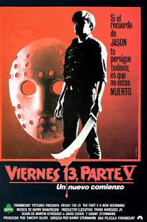 Friday the 13th: A New Beginning (Martes 13: Parte 5)<br><span class='font12 dBlock'><i>(Friday the 13th: A New Beginning)</i></span>