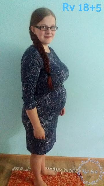 19. raskausviikko