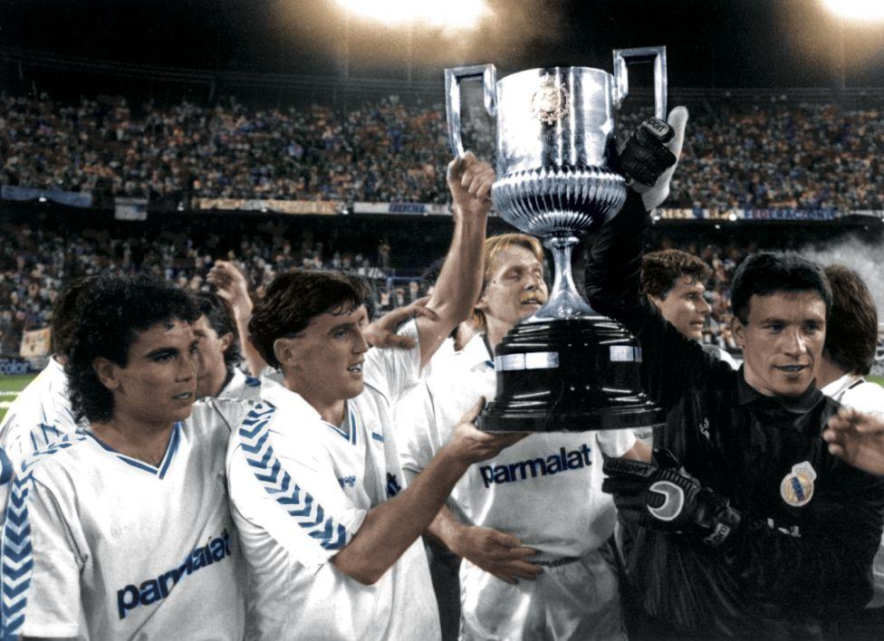 Historias del Real Madrid: VEINTICINCO AÑOS DE LA COPA DEL ...