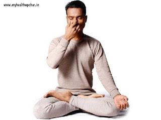 Motapa kam karney k liye sarwa sresth yog hai anulom vilom pranayam