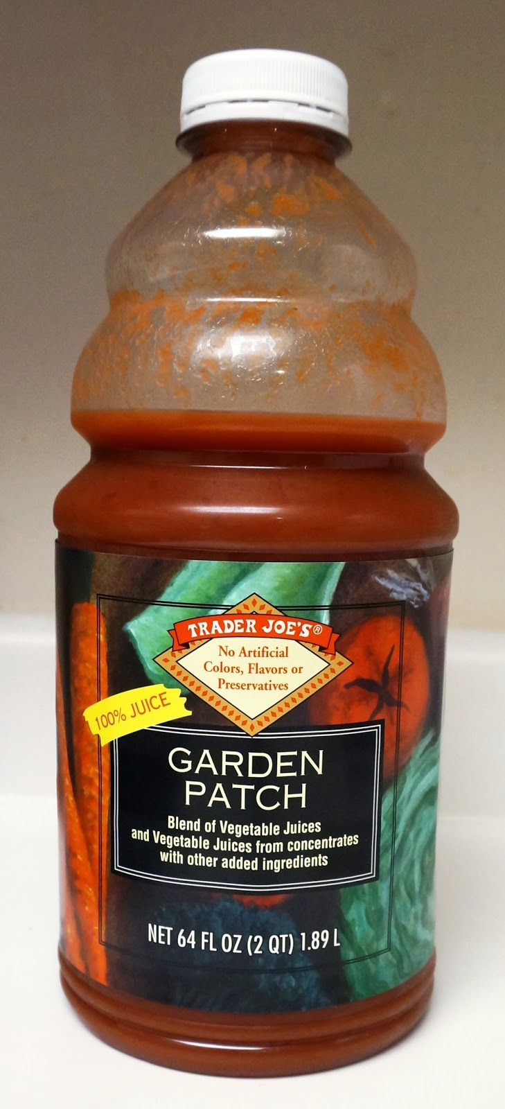 Exploring Trader Joe\'s: Trader Joe\'s Garden Patch Blend Of Vegetable ...