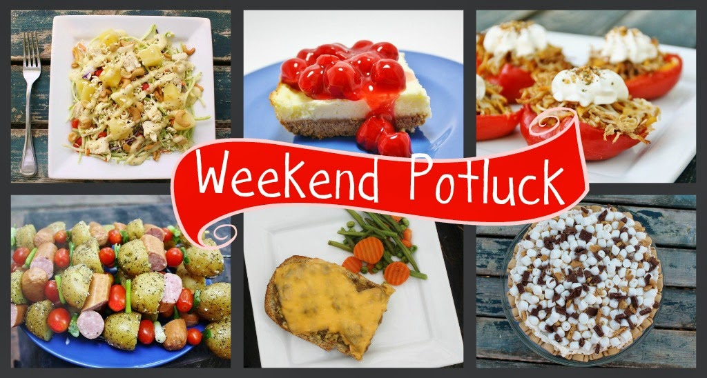 Weekend Potluck Party