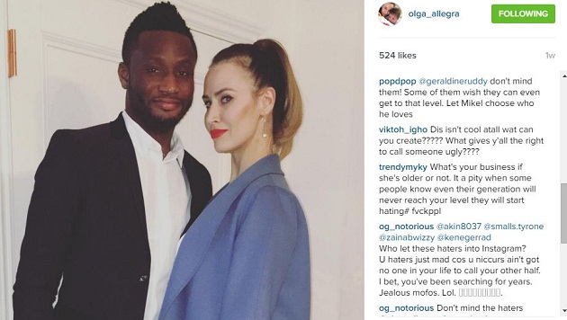 from Ishaan mikel obi dating