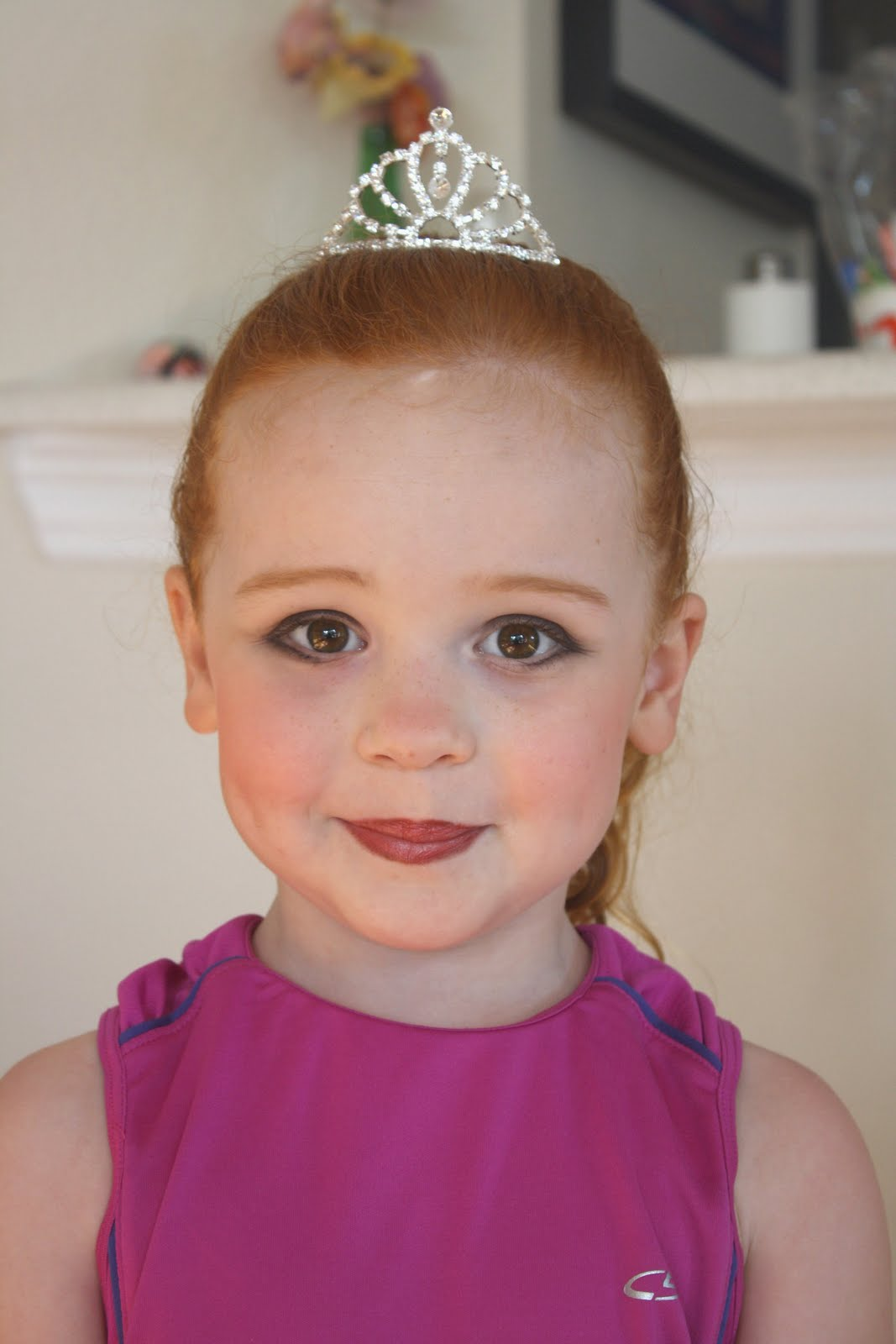 8 Year Old Girl Makeup