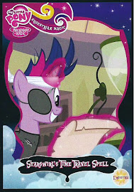My Little Pony Starswirl's Time Travel Spell Series 2 Trading Card