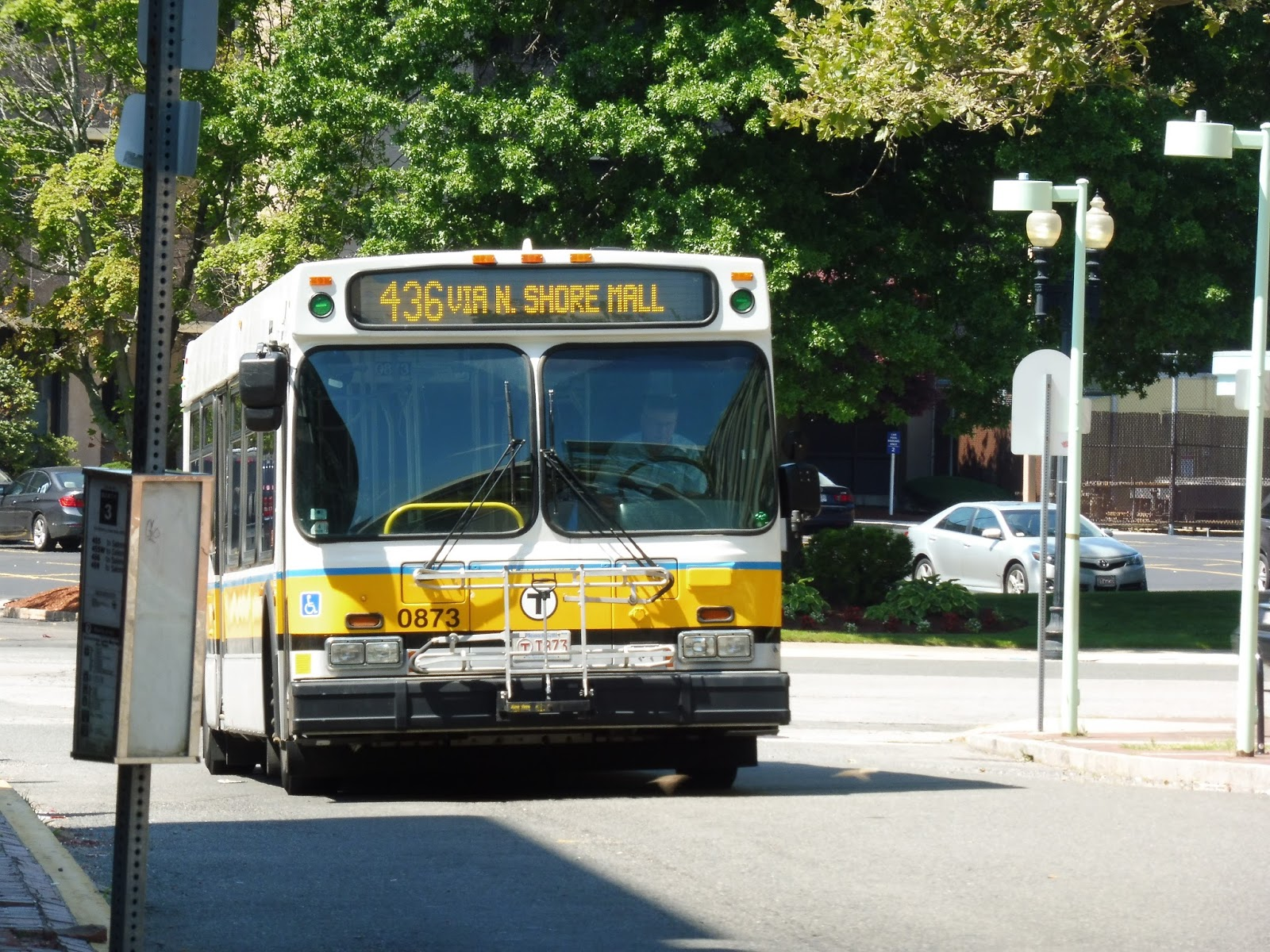 Miles On The Mbta 436 Liberty Tree Mall Central Square