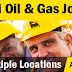 Eni Oil and Gas Job Opportunities - Multiple Locations