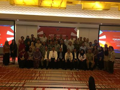 Forum Kehumas Pelabuhan Tanjung Priok Ajak Ciptakan Sinerji Dan Bersih KKN