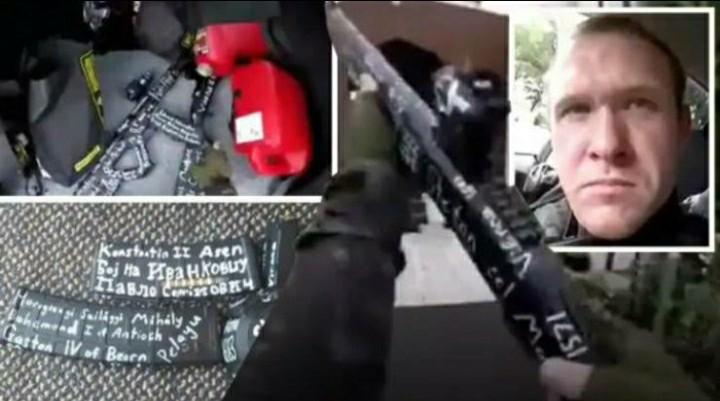 Mossad Adalah Dalang Terorisme Christchurch