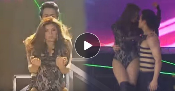 Angel Locsin's Sexiest And Hottest Dance Number With Enrique Gil