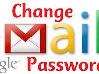 Cara Mudah dan Cepat Mengganti Password Gmail 2017