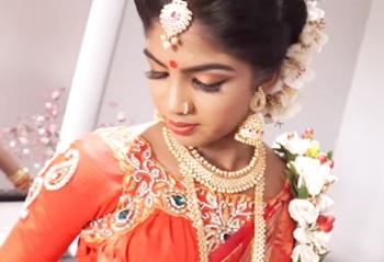 Saree Ceremony NDE (Aishwarya.S)