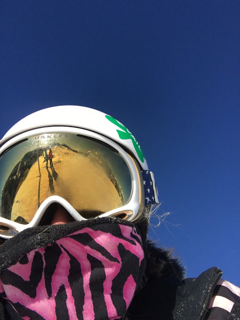 Vail, Colorado sky, top secret, shred betty