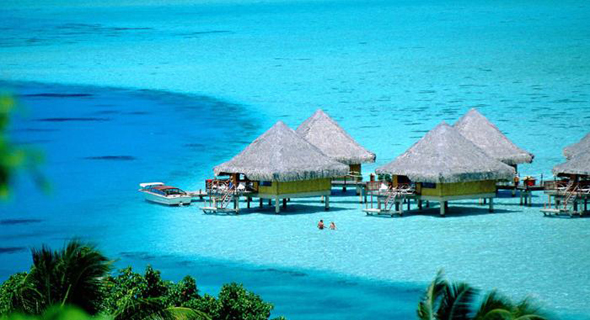 Desa Nelayan Indah Di Teluk Waigeo Barat