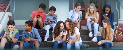 Screenagers PIc