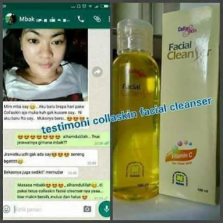 testimoni-collaskin-facial-cleanser-asli-nasa
