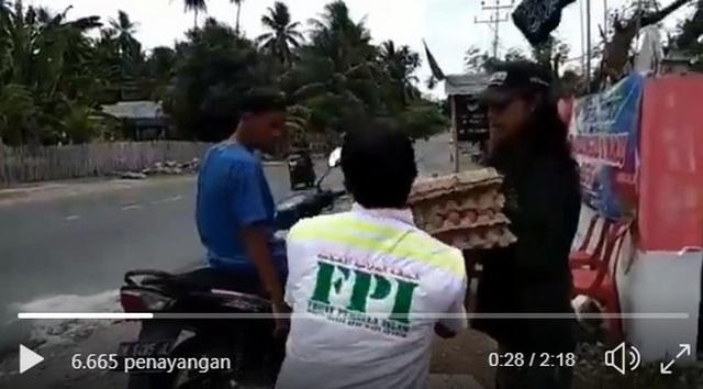Kesaksian Relawan di Palu: FPI Poskonya Di Daerah Yang Jauh-jauh, Yang Banyak Warga Butuh