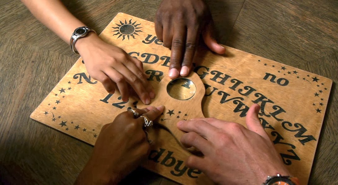 The Ouija Experiment