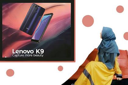 Lenovo K9 Smartphone Pilihan Penunjang Aktivitas