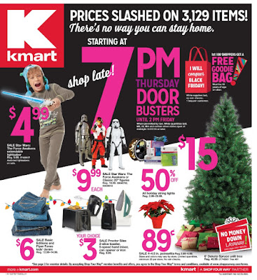 Kmart Black Friday 2015 Ad
