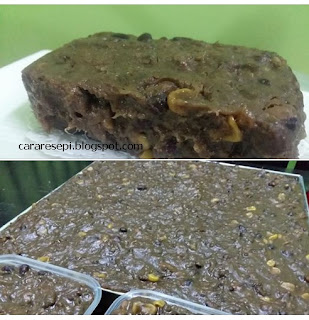 Resepi Bubur Asyura Kelantan Noxxa Sukatan Cawan