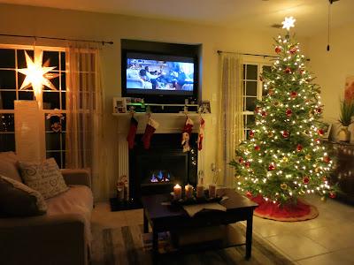 unser leben in den usa der 1 advent. Black Bedroom Furniture Sets. Home Design Ideas