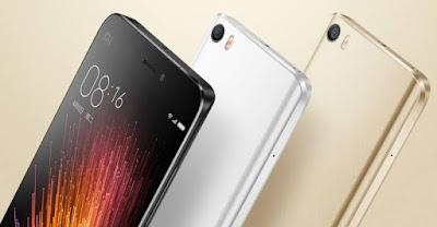 Bocoran Spesifikasi Xiaomi Mi5s, Dengan RAM 6GB