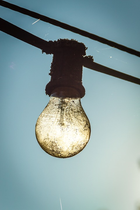 100 year old light