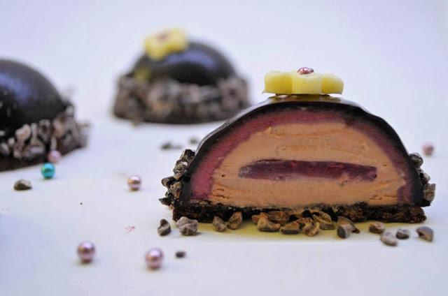 פטיפור שוקולד-פטל