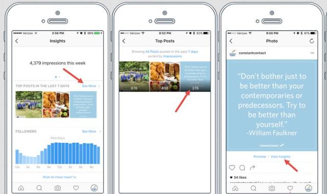 Cara Mudah Menambah Tombol Kontak di Profil Instagram