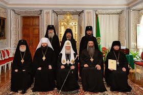 Ο Μητροπολίτης μας κ. Γεώργιος με τον Πατριάρχη Μόσχας Κύριλλο (ΒΙΝΤΕΟ-ΦΩΤΟ)