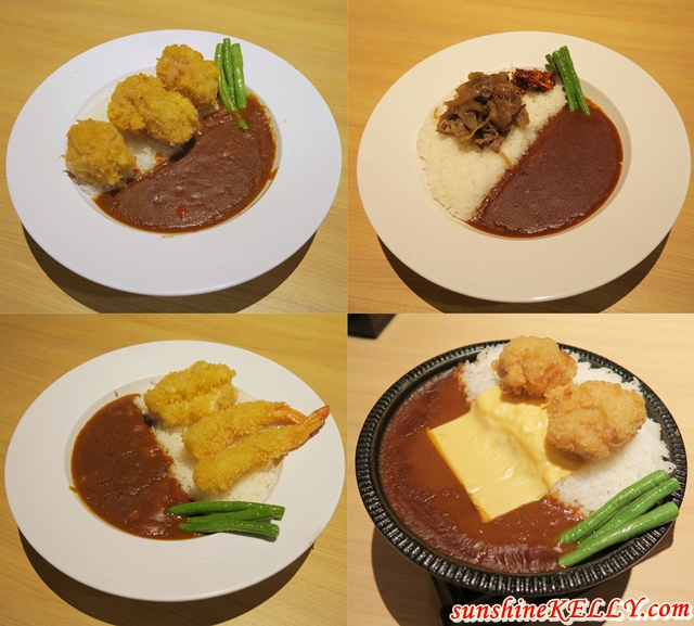 Japanese Curry With A Kick @ Sushi King