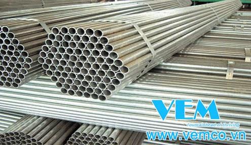 Inox ống công nghiệp 201, 304, 316