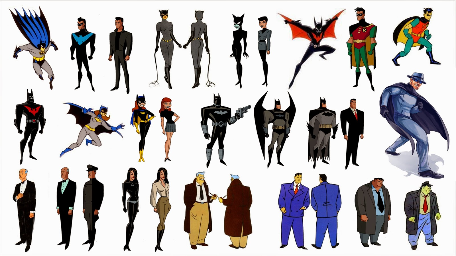 Can You Identify These Comic Superheroes?